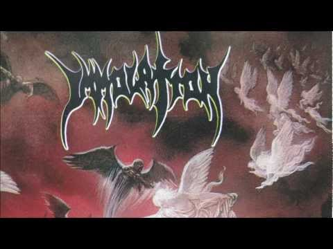Immolation - Internal Decadence