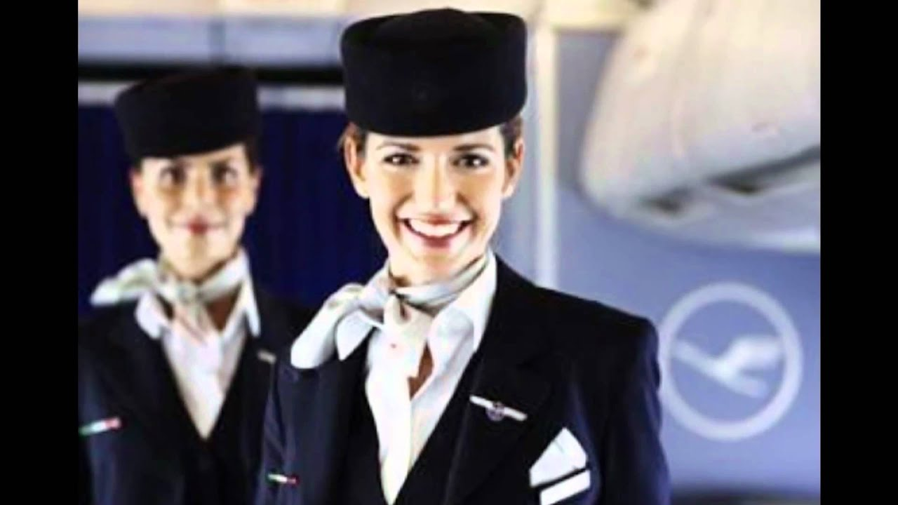 Lufthansa crew - YouTube