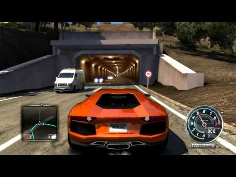 TDU2 - Lamborghini Aventador LP700 (Mod Car and Sound)