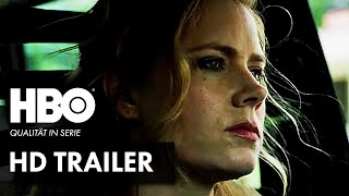 SHARP OBJECTS Staffel 1 - Trailer Deutsch HD German 2018