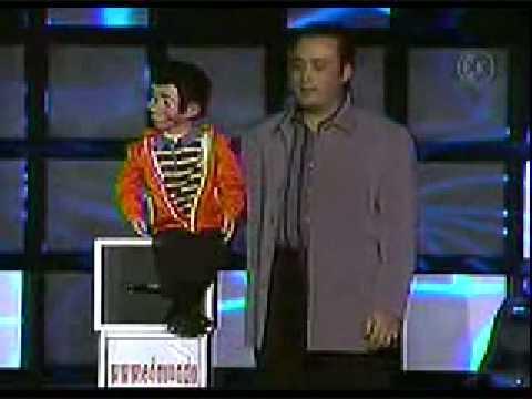 Edmundo miller-Humores los comediantes