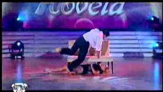Showmatch 2010 - Virginia Gallardo, el primer adagio de novela