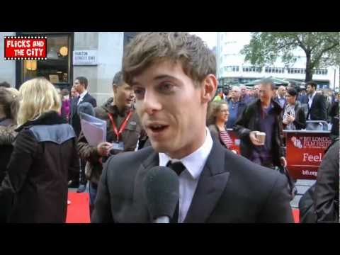 Luke Treadaway Interview on Wasteland