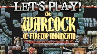 #TBT Let's Play! - The Warlock of Firetop Mountain (1986) by Games Workshop