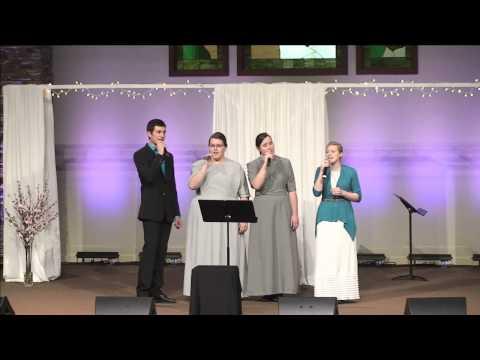 A Cappella Gospel Sing - Friday 4 17 15 video