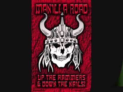 Manilla Road - Into The Courts Of Chaos