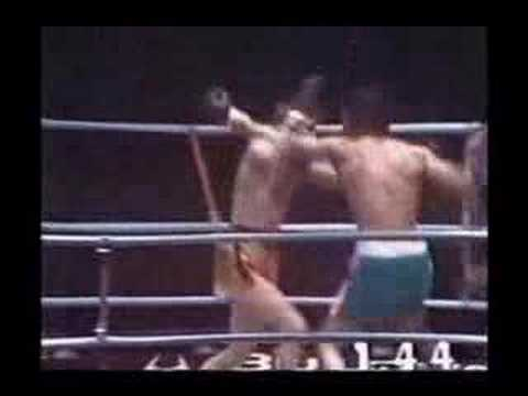 Carlos Monzon vs Nino Benvenuti II Video