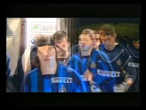 Stagione 2003/2004 - Juventus vs. Inter (1:3) Highlights