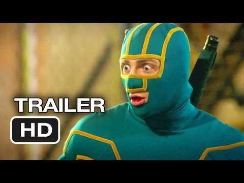 Kick-Ass 2 is listed (or ranked) 44 on the list The Best Movies Based on Marvel Comics