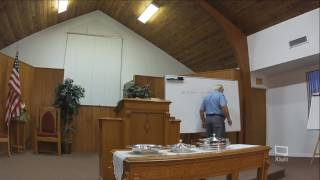 Port St Lucie Church of Christ ~ 2017 ~ How Was John The Baptist Saved?