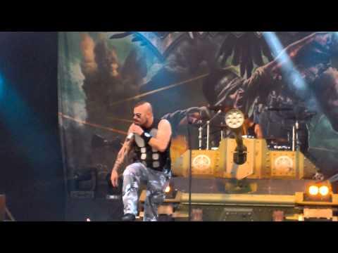 Sabaton - To Hell And Back Live @ Tuska Open Air, Helsinki 26.6.2015