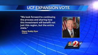 video The Florida Board of Governor's wants more information on the proposed UCF expansion to downtown Orlando before approving $200 million in state funds. Subscr...