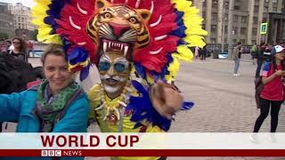 2018 June 14 BBC One minute World News