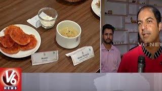 Jammu Kashmir Tourism Corporation Hosts Food Festival