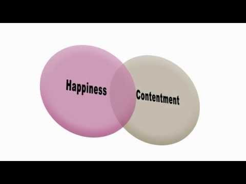 Boolean Animation - happiness or contentment