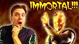 HOW TO MAKE SCORPION IMMORTAL! UNIQUE FOOTAGE! Mortal Kombat X Mobile.