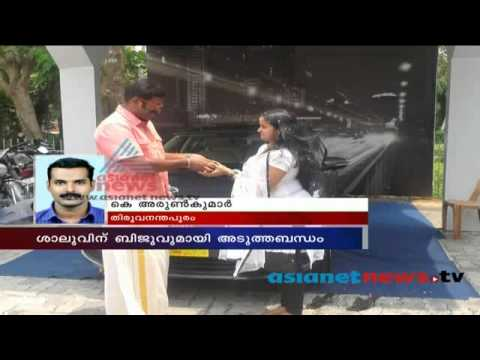 Actress Shalu Menon Connection With Solar Plant Scam:asianet News Exclusive video