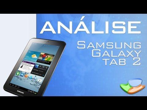 Samsung Galaxy Tab 2 - [Análise de Produto] - Tecmundo