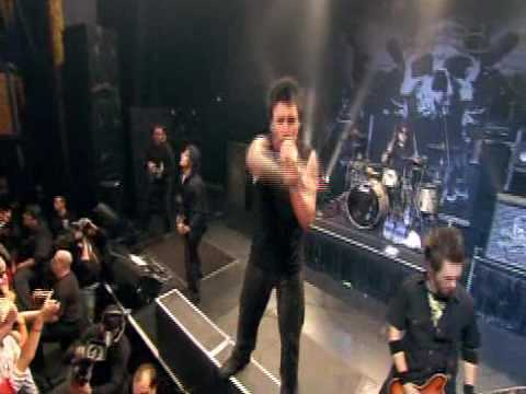 Papa Roach - Between Angels and Insects. Live in Chicago