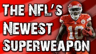 The Film Room Ep. 38: Tyreek Hill - The NFL's Newest Superweapon