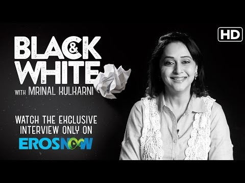 Catch Mrinal Kulkarni On Eros Now Black & White - The Interview