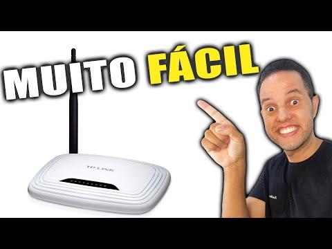 Tutorial Como Configurar um Roteador TP-LINK Wireless 150