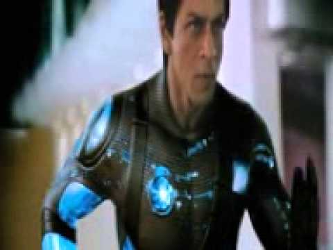 Ra One 1st Trailer Ft Srk Waprex video
