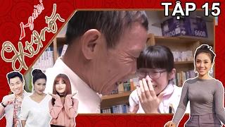 NGƯỜI KẾT NỐI   Tập 15   Miko Lan Trinh khóc nức nở vì xúc động nhìn cảnh cha con đoàn tụ