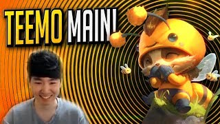 THERE'S A HIGH ELO TEEMO MAIN!? - 항심/World Best Teemo's Stream Highlights (Translated)