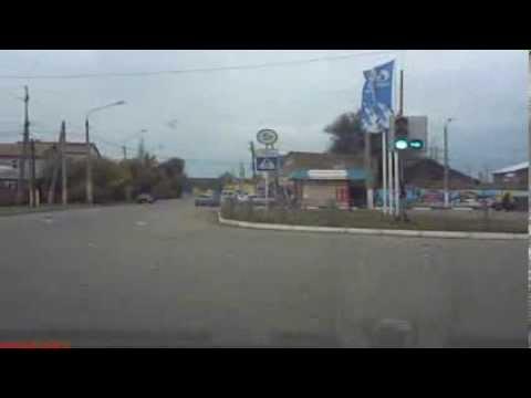 В Астрахани нарушитель протаранил автопатруль ДПС