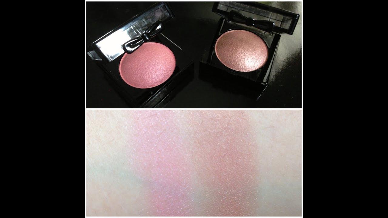 Nyx Baked Blush Solstice Nyx Cosmetics Baked Blush
