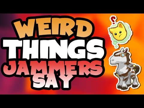 Weird Things People Say in Animal Jam (#2)
