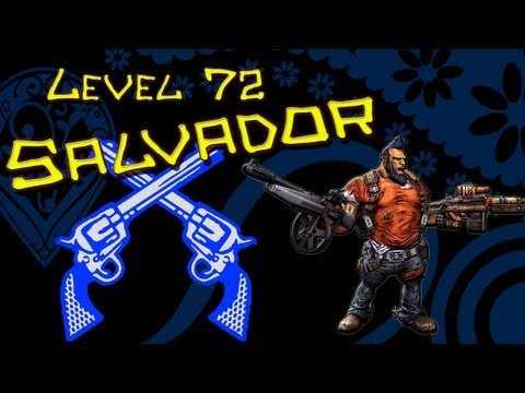 Borderlands 2 : My Level 72 Gunzerker Build : Pistol/Max DPS