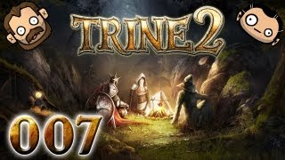 Let's Play Together Trine 2 #007 - Drei Totenköpfe [720p] [deutsch]