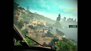 Battlefield Bad Company 2 frag move by Milki