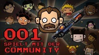 SgtRumpel zockt mit der Community 001 - Xonotic CTF