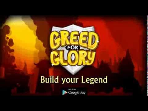Greed for Glory: War Strategy APK Cover