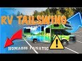 Understanding & Preparing for RV Tail Swing