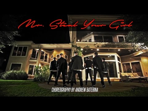 Andrew Baterina Choreography | Mr. Steal Your Girl by @treysongz