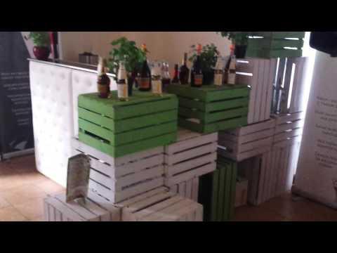 JIGGERS : Firmowy Drink Bar Dla Firmy Ambra S.A. Warszawa/Lublin