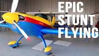 GoPro HD: Acrobatic Stunt Flying Extra 200