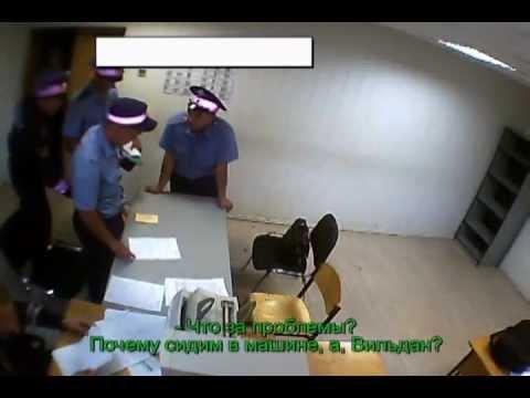 Командир роты ДПС города Нефтеюганска нарушает закон