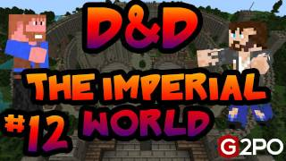 Dumb and Dumber on Minecraft - Exploding Skull, Ep 12 | Imperial City