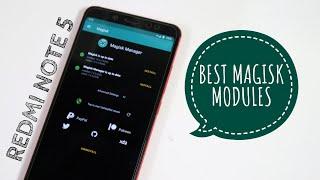 Install 6 Magisk Modules ini Bikin Redmi Note 5 Berasa HP Flagship
