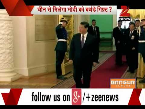 Preparations in full swing for Chinese President Xi Jinping's India visit