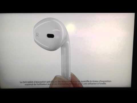 Pub TV Apple iPhone 5 : EarPods [FRANÇAIS]