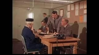 """DRAGNET: """"THE BIG CLAN"""" 2-8-1968. (HD HQ 1080p)"""