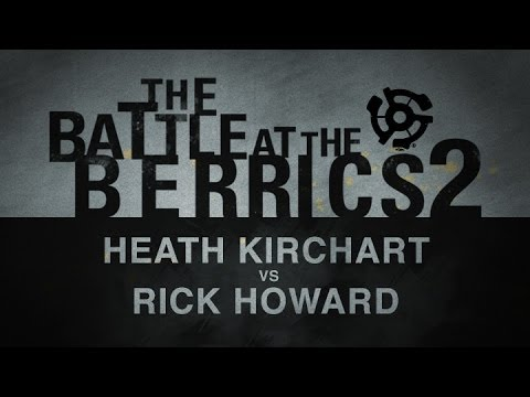 Heath Kirchart Vs Rick Howard: BATB2 - Round 2