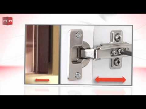 neckermann.de - Ratgebervideo: Scharniere einstellen
