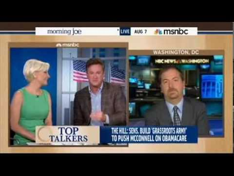 Scarborough Slams Boehner Over Shutdown Threat: 'Golfing With Trump,' 'Letting Cruz Run Things'